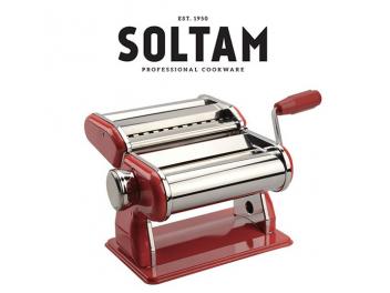 מכונת פסטה מקצועית סולתם מנירוסטה להכנת פסטה ידנית הכי זול בישראל