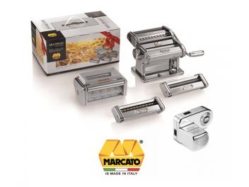 ערכה 6 חלקים להכנת פסטה Marcato MultiPast Motor הכוללת מנוע