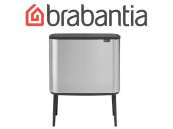 BO פח טאץ 36 ליטר, מט Brabantia ברבנטיה
