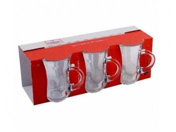 סט 6 כוס טורקי עם ידית