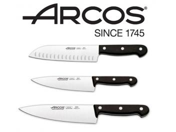 סט סכיני ארקוס Arcos תוצרת ספרד מלאי מוגבל