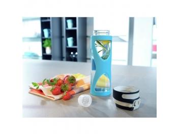 **כולל משלוח**  כוס זכוכית בעיצוב חדשני Leifheit לייפהייט דגם 3259