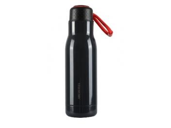 בקבוק טרמוס 0.5 ליטר נירוסטה ארקוסטיל כחול כהה