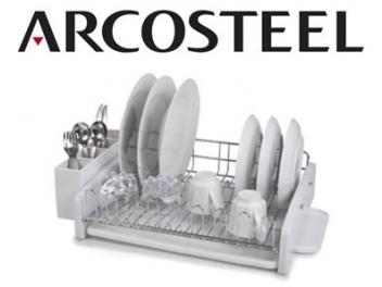 מייבש כלים ארקוסטיל לבן
