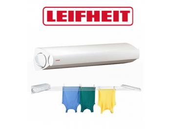 מתקן כביסה נגלל לתלייה על הקיר LEIFHEIT דגם Rollfix 210