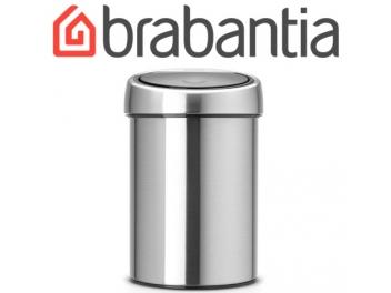 פח טאץ 3 ליטר מט כולל תליה Brabantia