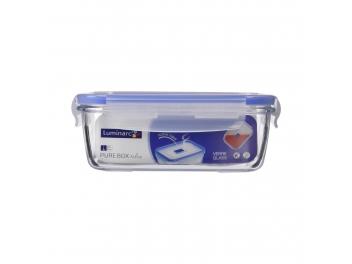 קופסאת אחסון לומינארק מלבנית 0.385 ליטר זכוכית פיורבוקס