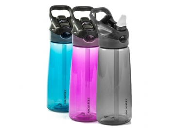 בקבוק מים טריטן 650 מ