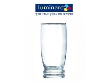 סט 6 כוסות לומינארק דגם קורטינה 330 מ״ל