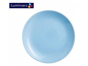 סט 6 צלחות מנה ראשונה לומינארק דיואלי כחול