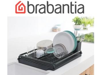 מתקן ייבוש כלים גדול - שחור Brabantia