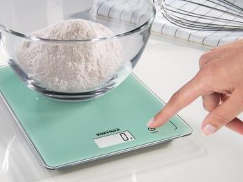 משקל מטבח ירוק יוקרתי Page Compact 300, Mint To Be