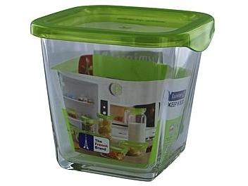 קופסאת אחסון מרובעת גבוהה 0.72 ליטר לומינארק KeepN