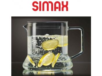 קנקן זכוכית לחליטת תה 1.8 ליטר סימקס SIMAX