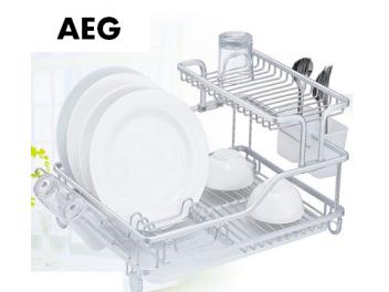 מייבש כלים A אלומיניום 2 קומות AEG Collection איכות גבוהה הדגם הגדול
