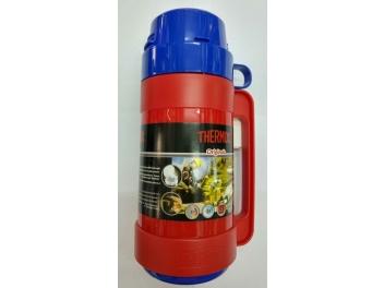 טרמוס 0.5 ליטר THERMOS צבע אדום