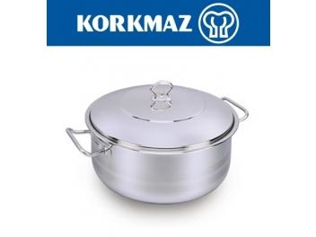 סיר עמוק 30 ליטר KORKMAZ קוטר 40 ס