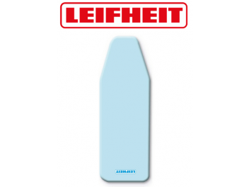 כיסוי לקרש גיהוץ אוניברסלי מבית LEIFHEIT גרמניה דגם תכלת