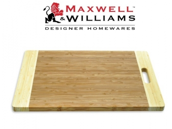 קרש חיתוך במבוק  45x30 Maxwell And Willams
