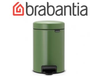 פח פדל 3 ליטר ירוק Brabantia - NewIcon + שקית אשפה ברבנטיה מתנה