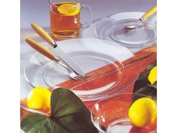 6 צלחות שקופות עיקרית לומינארק דגם דירקטור