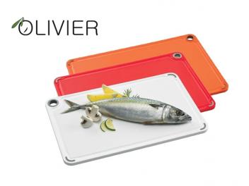 משטח לוח קרש חיתוך בריאותי מבית OLIVIER גדול תוצרת קוריאה איכות גבוהה