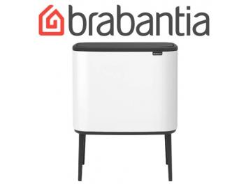 BO פח טאץ 36 ליטר, לבן Brabantia
