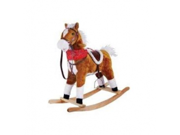 סוס נדנדה - נדנדת סוס מנגן משחק לילדים