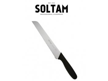 סכין לחם 20 ס״מ סולתם סדרת Casual Soltam