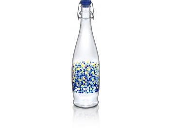 בקבוק מים הרמטי Decover בנפח 1 ליטר נקודות