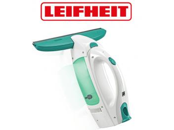 **משלוח חינם** מנקה חלונות חשמלי LEIFHEIT לייפהייט דגם 51000 יבואן רשמי מבצע 03-9447171