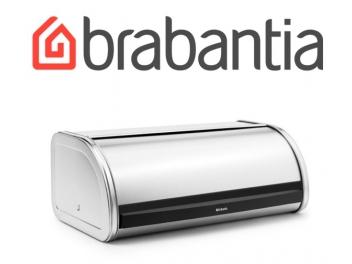 קופסת לחם גדולה, מכסה מתגלגל, מט Brabantia