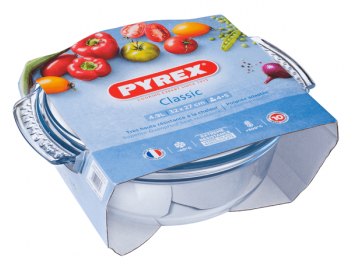 סיר פיירקס 4.9 ליטר Pyrex תוצרת צרפת