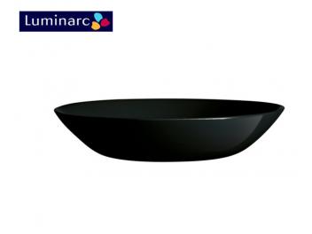 סט 6 צלחות עמוקות לומינארק דיואלי שחור