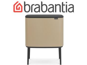 BO פח טאץ 36 ליטר, זהוב מינרלי Brabantia