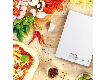 משקל מטבח לבן יוקרתי Page Compact 300 LEIFHEIT ליפהייט 61501