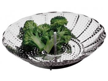 שושנת אידוי ירקות נפתחת עד קוטר 28 ס