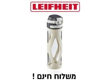 **כולל משלוח**  כוס זכוכית בעיצוב חדשני Leifheit לייפהייט דגם 3255