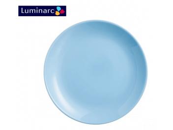 סט 6 צלחות מנה עיקרית לומינארק דיואלי כחול