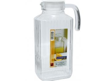 קנקן זכוכית לומינארק דגם קוואדרו 1.7 ליטר