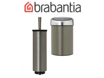 סט לשירותים, נתלה פלטינום Brabantia