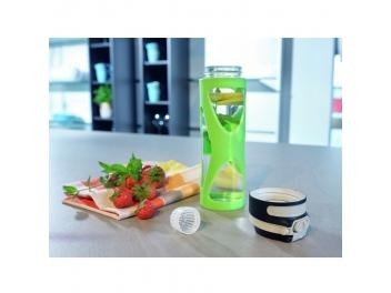 **כולל משלוח** כוס זכוכית בעיצוב חדשני Leifheit לייפהייט דגם 3260
