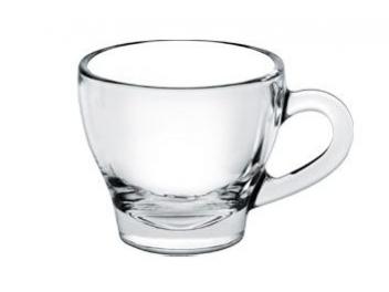 סט 6 כוסות אספרסו BORGONOVO דגם קלאסי