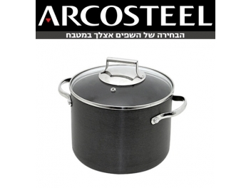 סיר 5 ליטר יהלום ARCOSTEEL DIAMOND קוטר 20 ס
