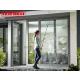"""מגב חלונות ברוחב 40 ס""""מ Leifheit מסדרת Click"""