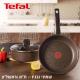 """מחבת Tefal סדרת אקסטרים Extreme קוטר 24 ס""""מ"""
