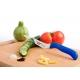 סכין BEROX ברוקס מדורגת לירקות