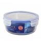 קופסאת אחסון לומינארק עגולה 0.67 ליטר פיורבוקס